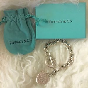 Tiffany & Co. Original Toggle Bracelet